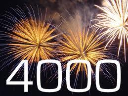 4000!